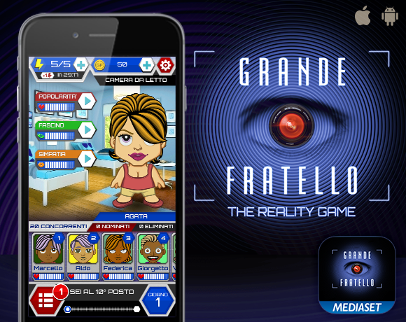 Grande Fratello – The reality game