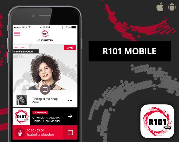 R101 Mobile App